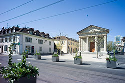 Hotel Auberge Communale Carouge Location Dintorni
